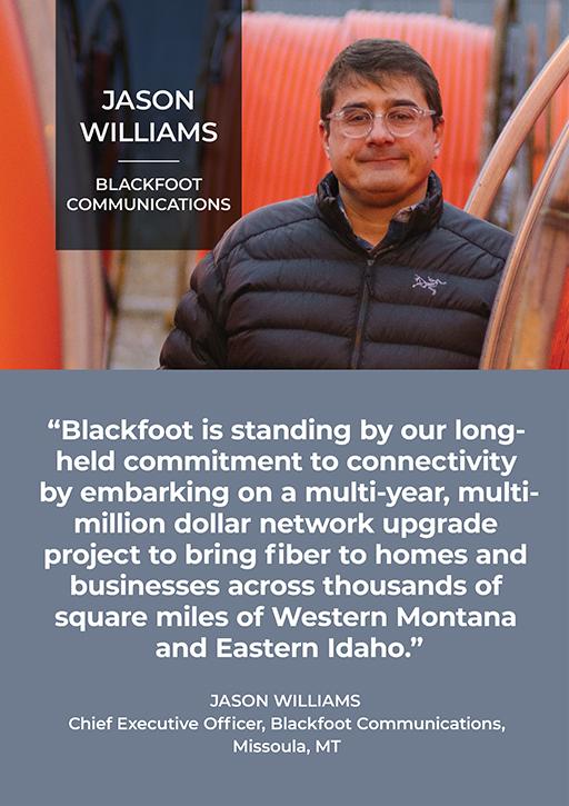 Blackfoot's Jason Williams