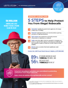 Infographic: 5 Step to Protect Yourself from Illegal Robocalls