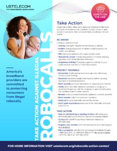Robocalls Take Action Infographic